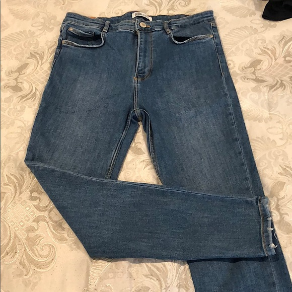 Zara Authentic Denim Jeans